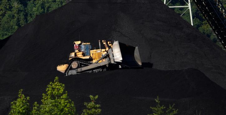 Отказ от угля в США