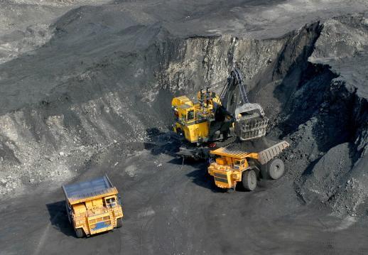 Китай наращивает добычу угля