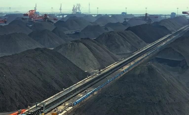Снижение добычи угля в Китае